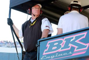 Ron Devine and BK Racing recovers engines but faces $1.46 million judgment
