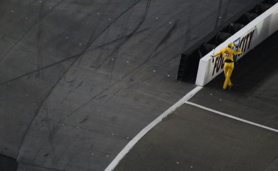 Kyle Busch finishes second to Chase Elliott in 2020 NASCAR All-Star Race at Bristol Motor Speedway