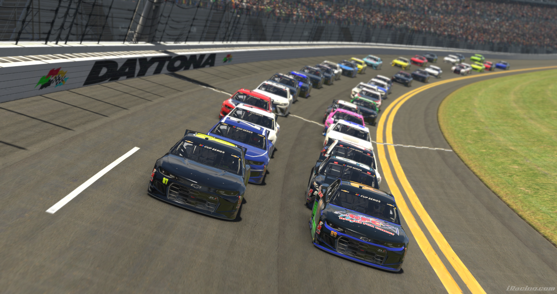 Third Annual Podium Esports Daytona 500 To Be Run Feb 7 2021 Kickin The Tires