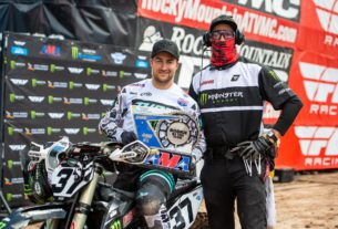 Martin Davalos Came from Ecuador to Chase Racing at the Highest Level