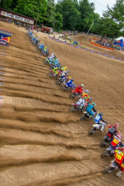 MX Sports Pro Racing Announces Move of 2021 Southwick National to July 10