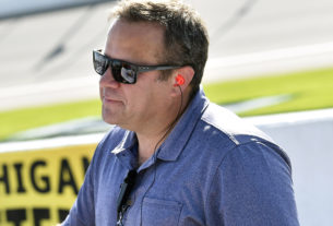 Jay Fabian, NASCAR's Cup Series Managing Director since 2019, faces two felony counts and one misdemeanor count for animal cruelty.